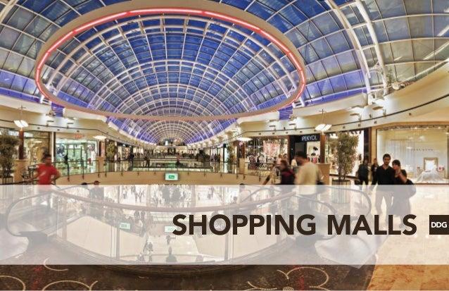 Shopping Malls Design