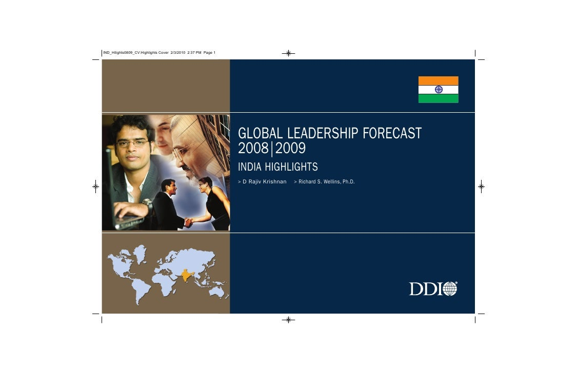 Ddi  Leadership Audit (India Highlights)