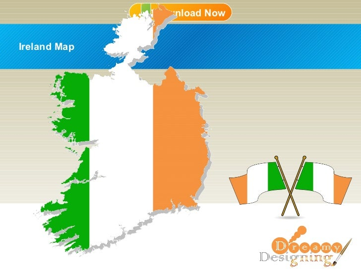 DD Ireland Map