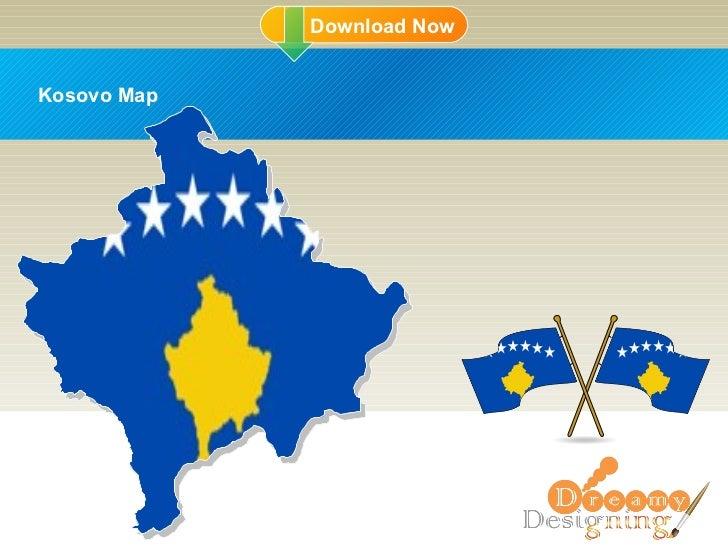 DD Kosovo Map