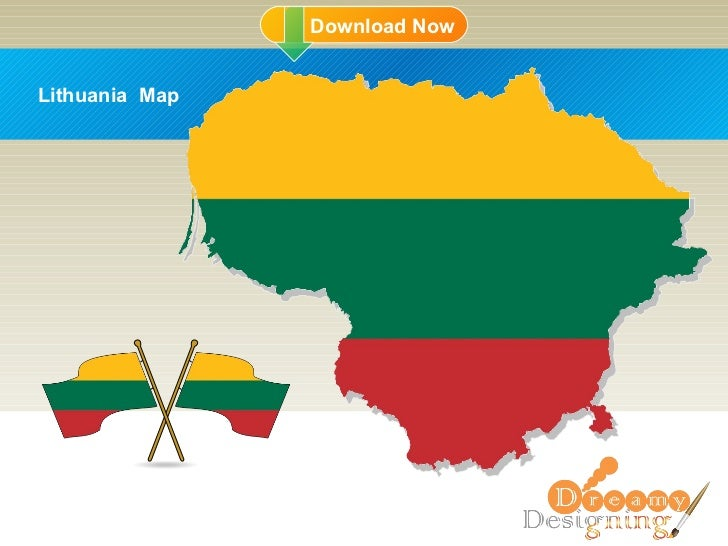 DD Lithuania Map