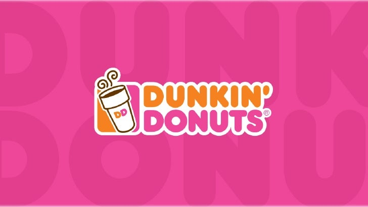 Dunkin Donuts - Summer Intern Project