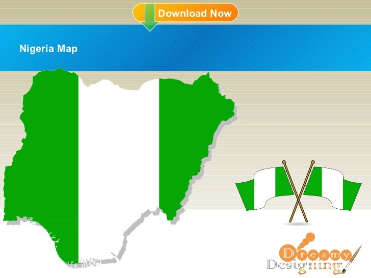 DD Nigeria Map