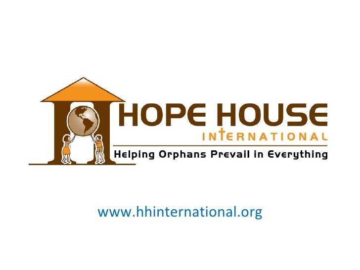 HOPE House Mission