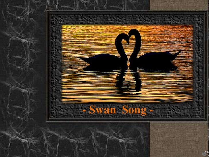 - Swan  Song -<br />