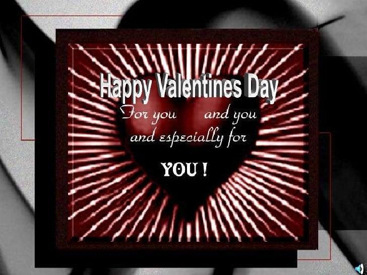 Happy Valentines Day<br />