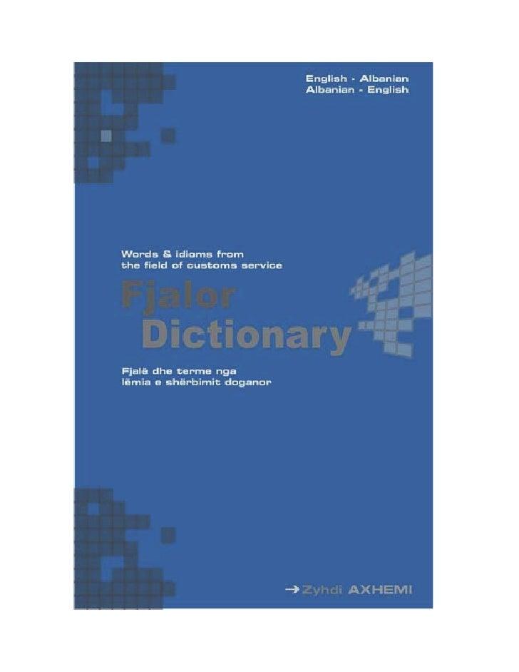 Fjalor Ekonomik