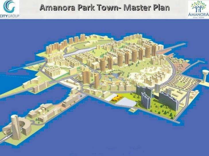Amanora Park Town- Master Plan                                      1