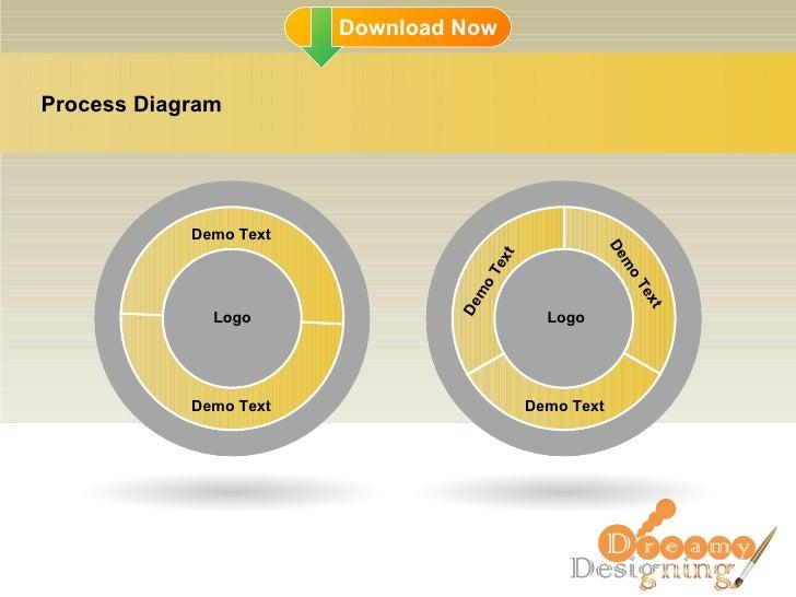 Process Diagram Demo Text Demo Text Logo Logo Demo Text Demo Text Demo Text