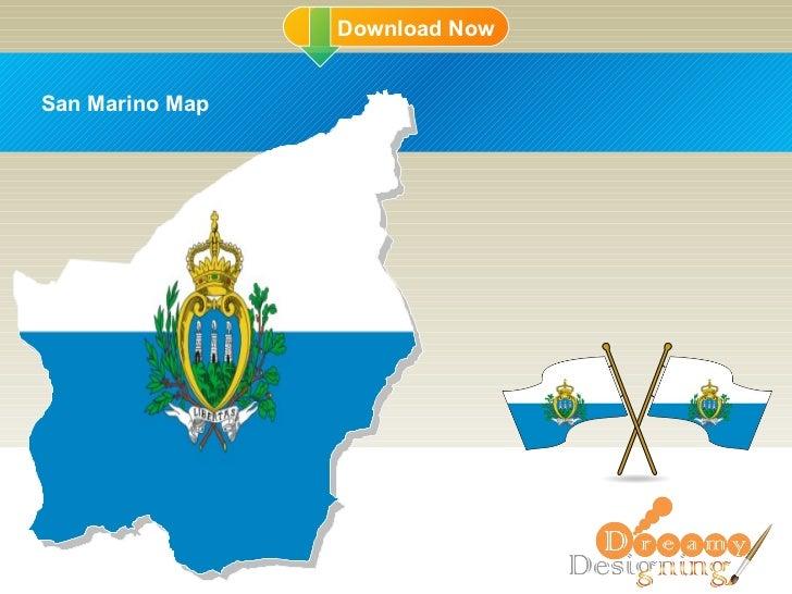 DD San Marino Map