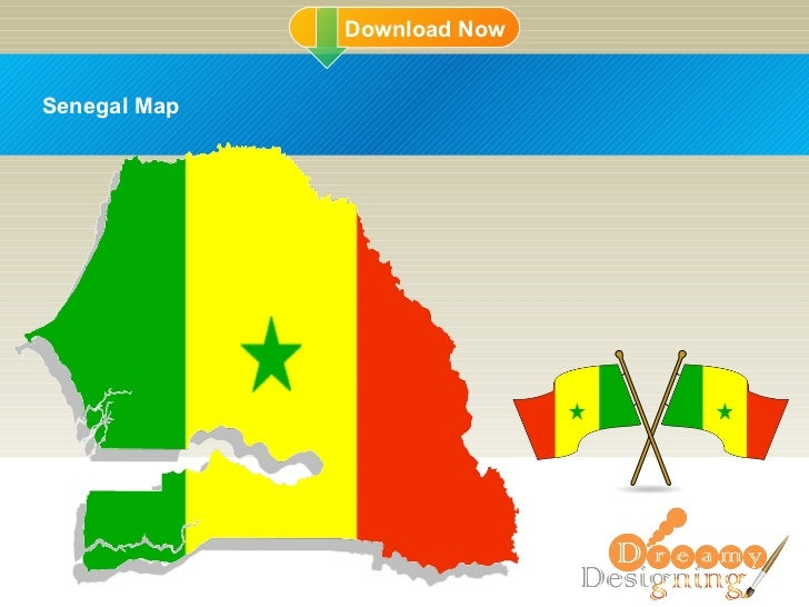 DD Senegal Map
