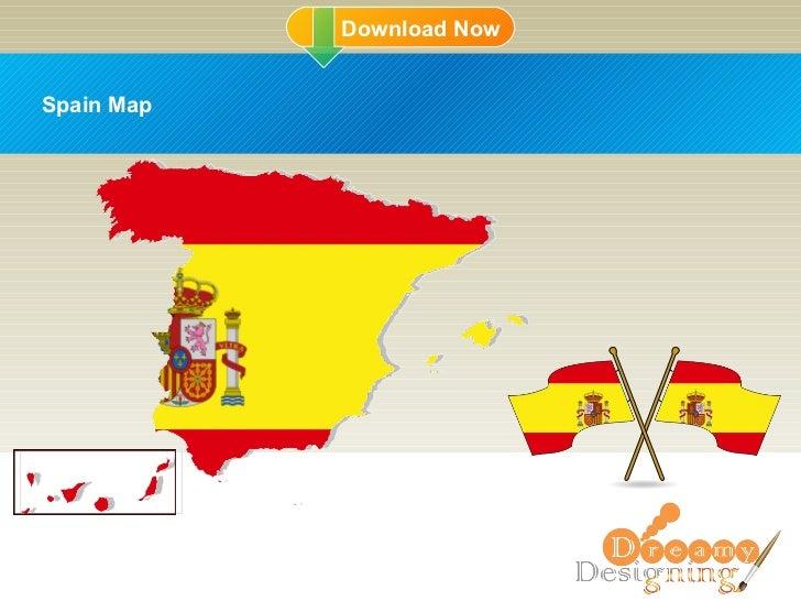 DD Spain Map
