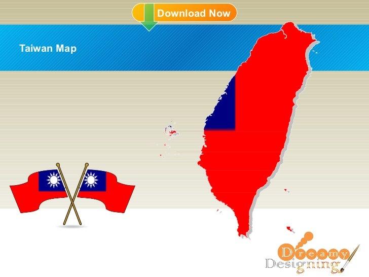 DD Taiwan Map