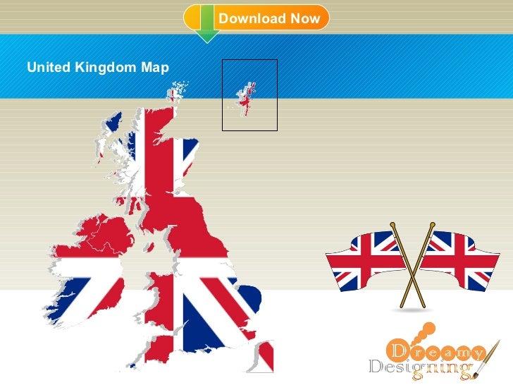 DD United Kingdom Map