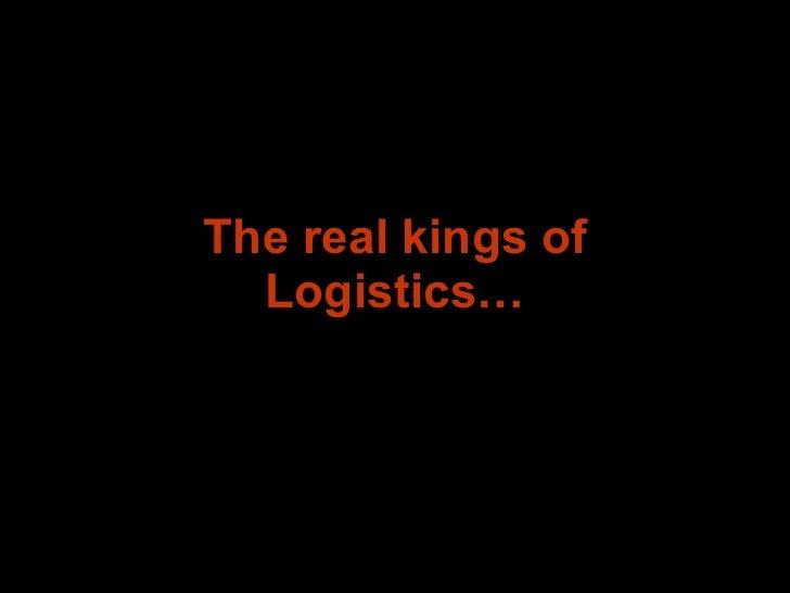 De  Koning Van Het Vervoer