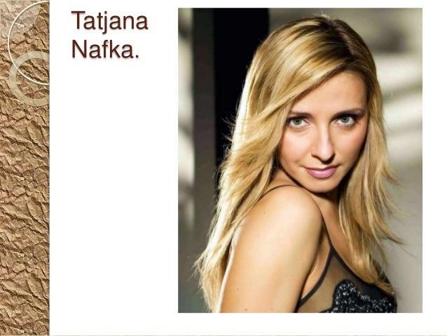 Tatjana Nafka.