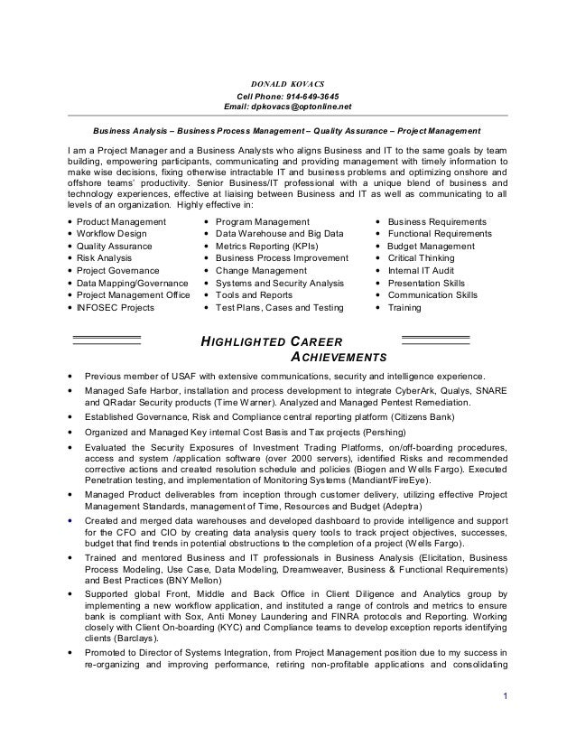 resume don kovacs july2016