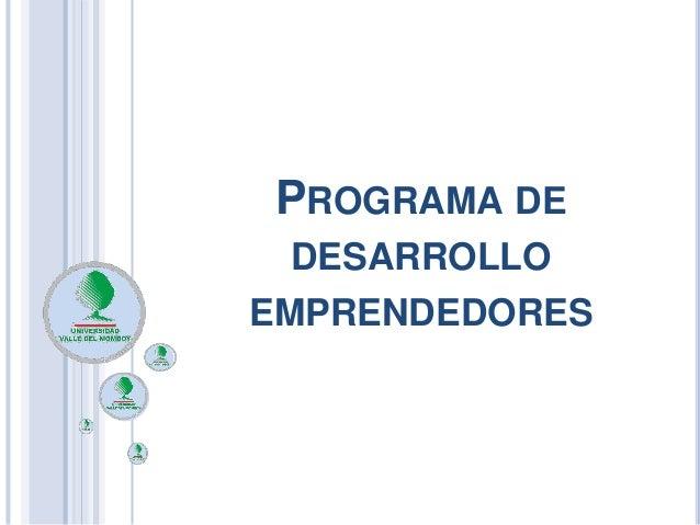 Ideas de Emprendimiento, Modelo Canvas, Herramientas Scamper, Ecosistema Emprendedor.