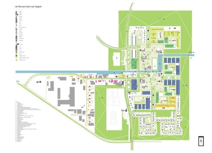 De nieuwe kaart van Nagele