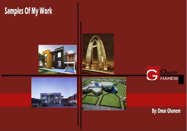 portfolio--Omar Ghanem