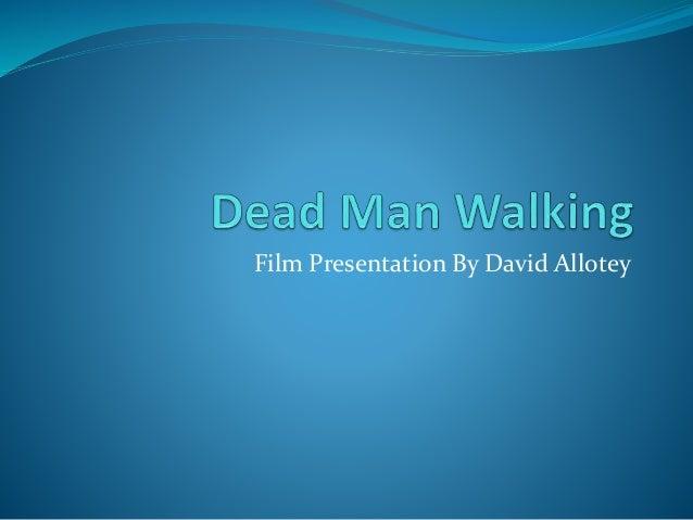 Film Presentation By David Allotey