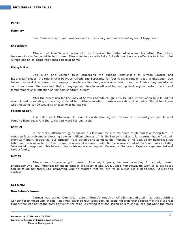 scholarship example essay english pt3