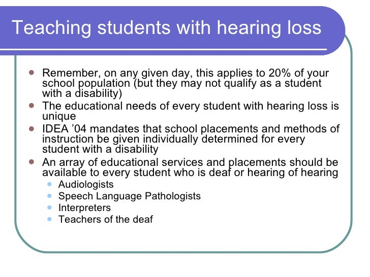 Write my speech language hearing