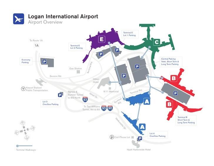 Logan International Airport              Airport Overview                                                                 ...