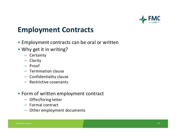 contracts essay