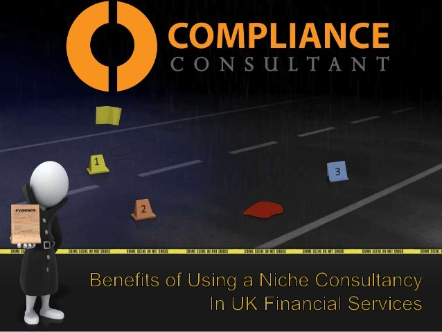 Increasing your chances of success by engaging with a niche consultancy
