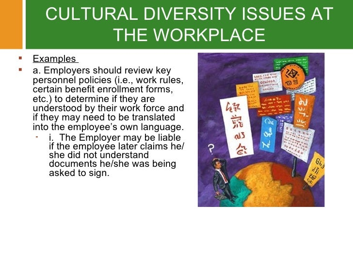 Essay On Diversity In The Workplace