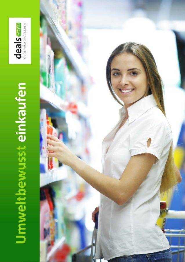 Umweltbewussteinkaufen