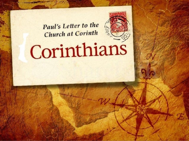 Paul, called by the will of God to be an apostle of  Christ Jesus, and our brother Sosthenes,  To the ...