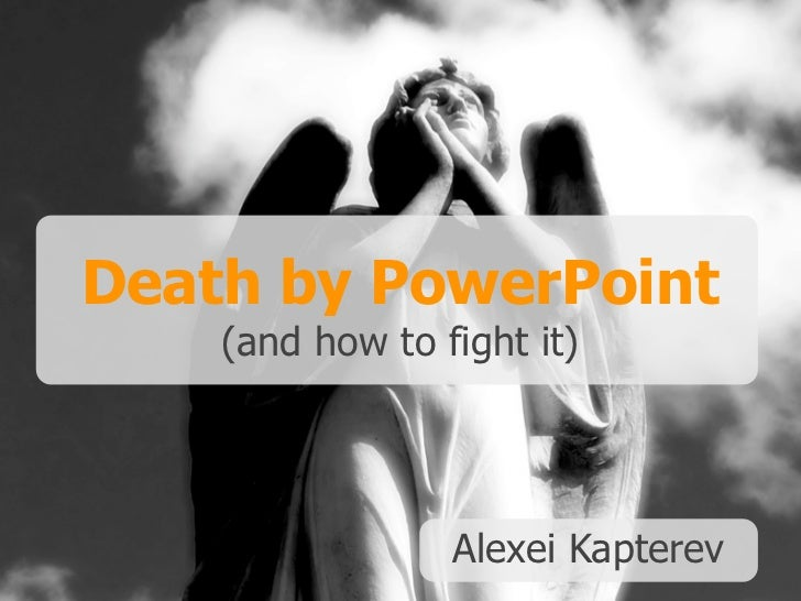 Death by-powerpoint