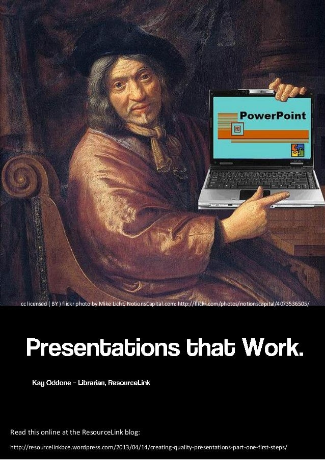 Death by PowerPoint 2014