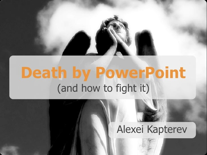 Death By Powerpoint4344