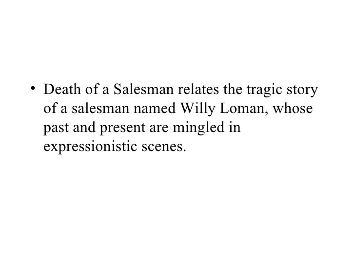 a critical analysis of arthur millers death of a salesman Arthur miller's death of a salesman (bloom's guides)  death of a salesman (viking critical  students looking for criticism and analysis of literary works will.