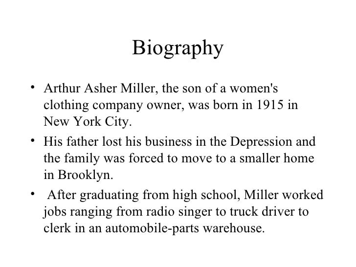 symbols in death of a salesman by arthur miller In death of a salesman, the most successful of arthur miller's plays, miller   through analysis of the imagery surrounding machines in the play,.