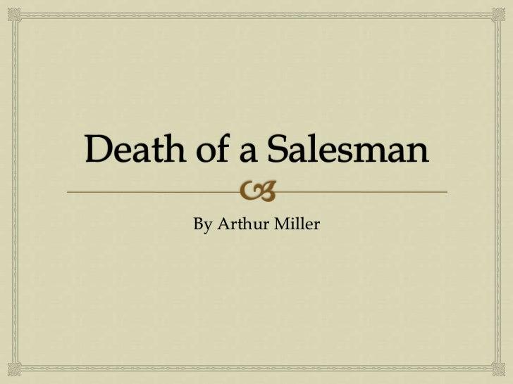 death of salesman theme essay