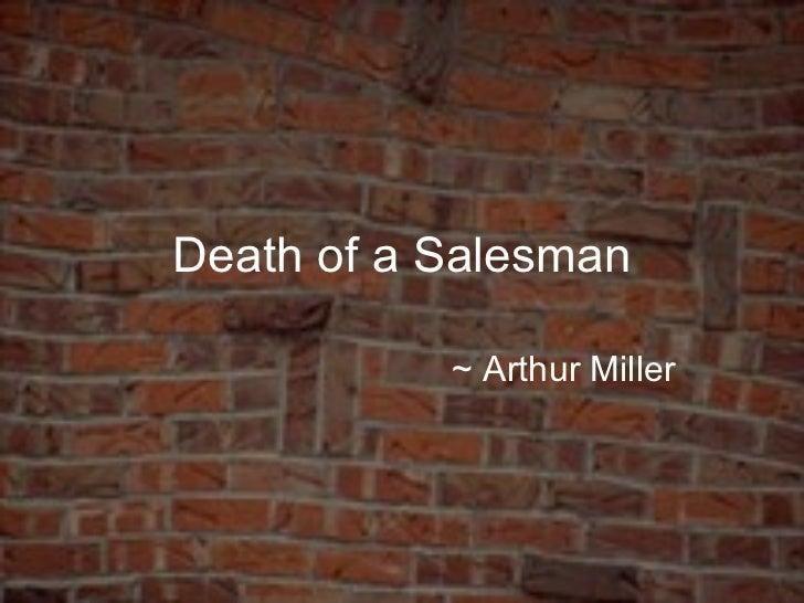 motifs in death of a salesman essay Death of a salesman symbolism essays: over 180,000 death of a salesman symbolism essays, death of a salesman symbolism term papers, death of a salesman symbolism.