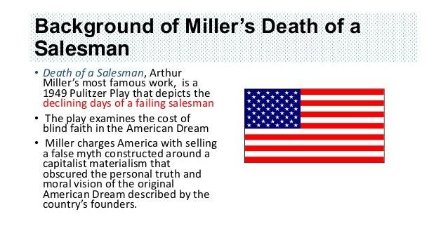 essay on death of a salesman