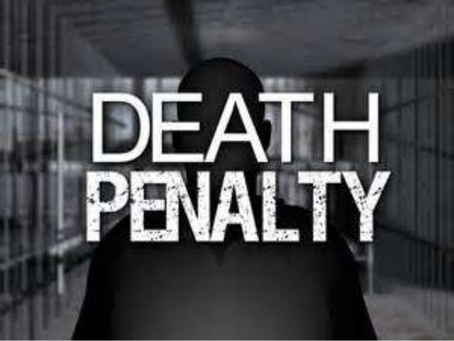 Death penalty..docx