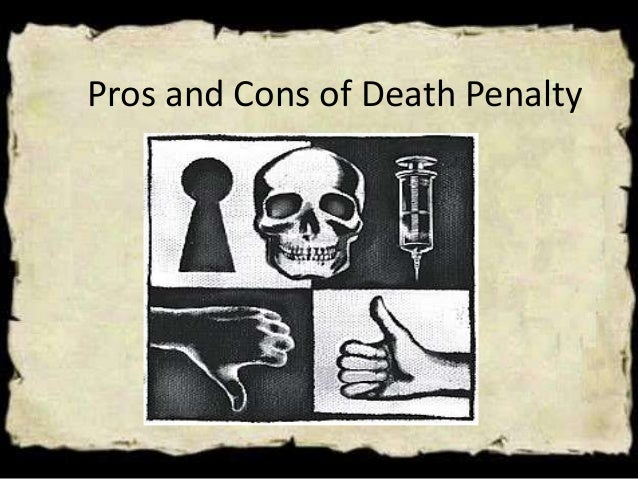con death penalty essay