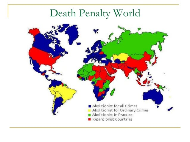 capital punishment and human rights does death penalty bre The death penalty and human rights: us death penalty and international law it will trace the development of capital punishment as a human rights issue in the.