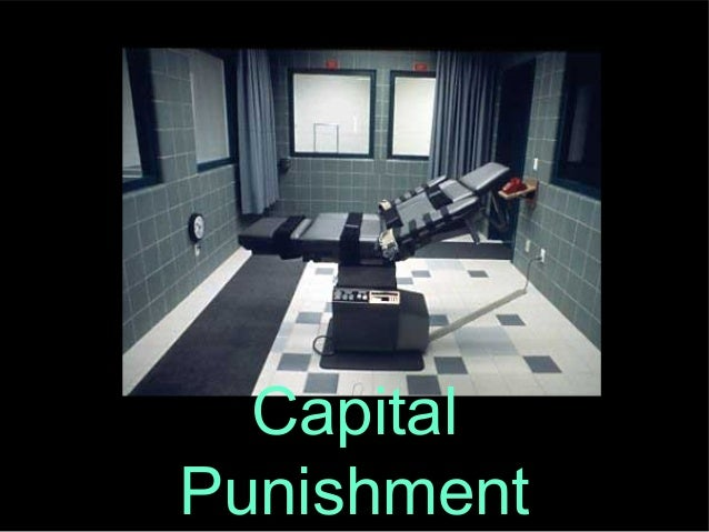 Death penalty overview