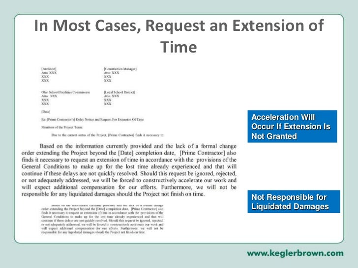 Employment Contract Extension Request Letter Sample