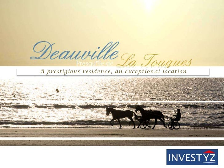 For sale leaseback property Deauville - France