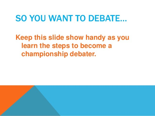 List of Debate Topics (300+)