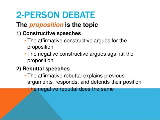 debating essay A debate essay, also known as a persuasive or argumentative essay, is actually quite fun to write you can express your opinion on something you feel passionate about.