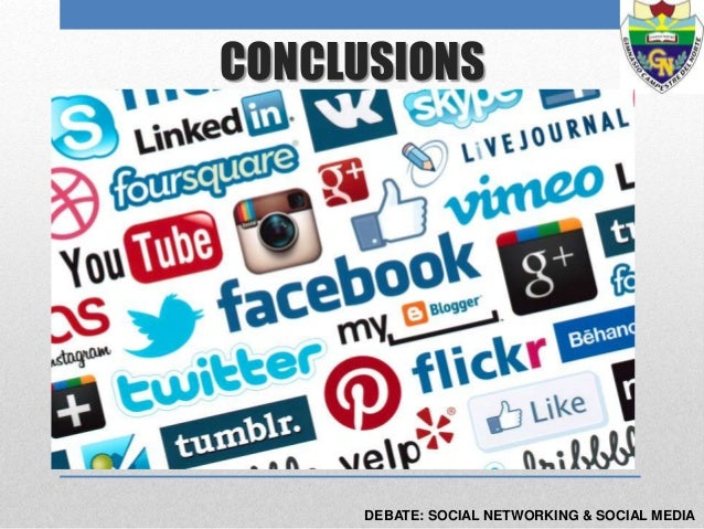 social networking debate Many dive headlong into a world of always-on connection, open social networks,  and oversharing a few cry halt and choose to live only in the.